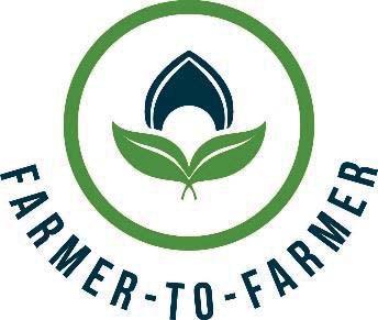 Farmer to Farmer program logo