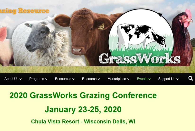 GrassWorks conference 2020
