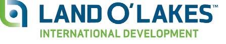 Land O Lakes international development wordmark