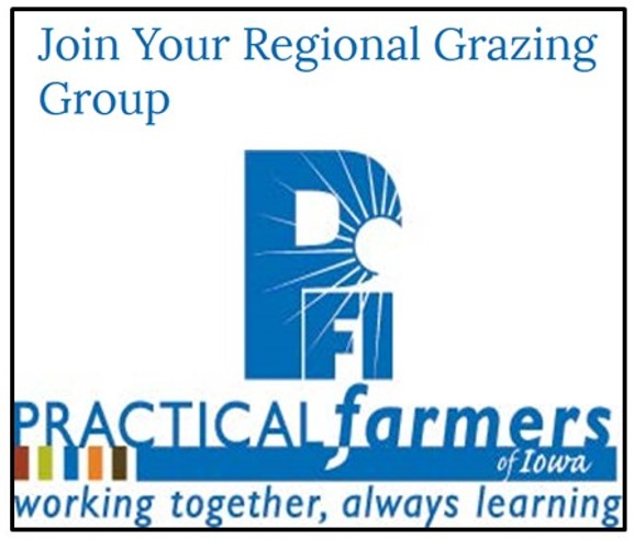 Practical Farmers of Iowa Grazing Groups