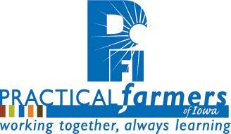 Practical Farmers of Iowa logo