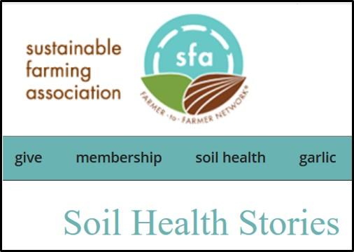 SFA Soil Health Stories