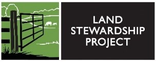 Land Stewardship Project logo in landscape orientation